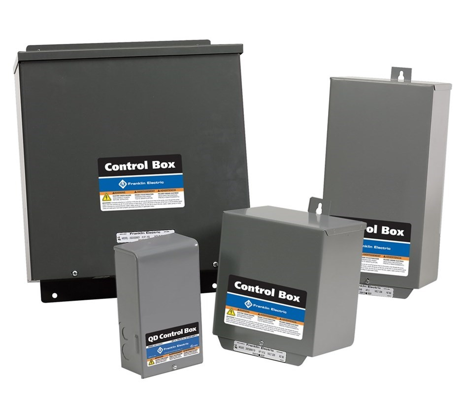 control boxes | motors & control boxes | north america water | franklin  electric  franklin electric