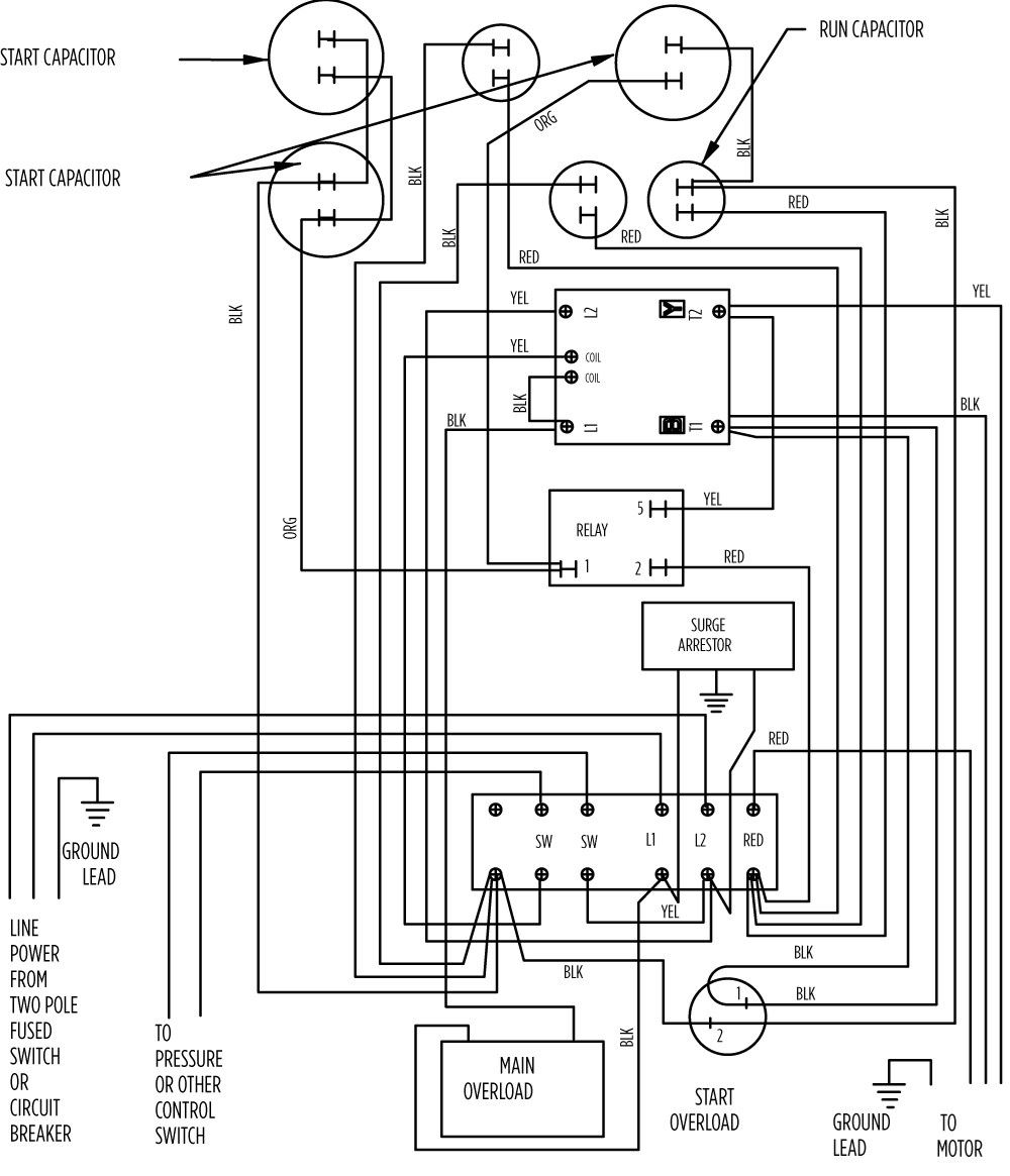 Franklin Electric Submersible Pump Wiring Diagram from franklinwater.com