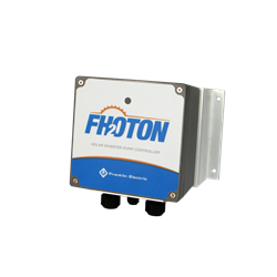 Franklin Electric Fhoton Solar Controller - Front